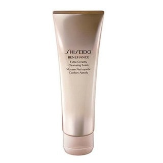Shiseido Benefiance 4.4-ounce Extra Creamy Cleansing Foam