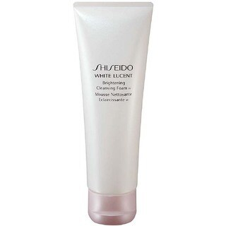 Shiseido White Lucent 4.7-ounce Brightening Cleansing Foam