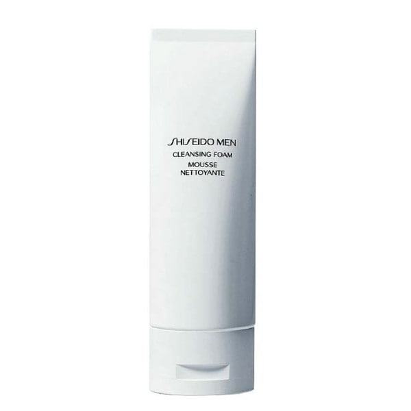 Shiseido Men 4.2-ounce Cleansing Foam