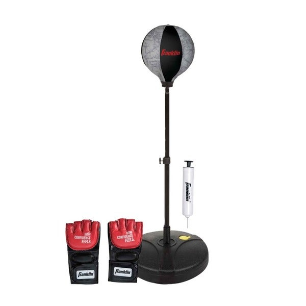 Youth MMA Floor Standing Speed Bag