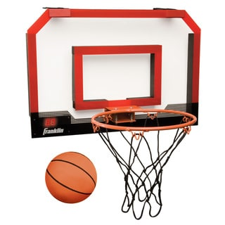 Electronic Basketball Pro with Mini Basketball