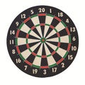 "Franklin 18"" Bristle Dartboard"