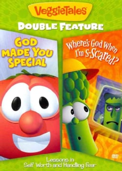 Veggie Tales: God Made You Special/Where's God When I'm Scared? (DVD)