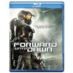 Halo 4: Forward unto Dawn (Blu-ray Disc)