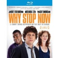 Why Stop Now (Blu-ray Disc)
