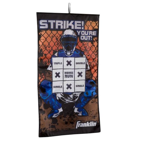 Baseball Target Indoor Pitch Game