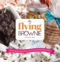 The Flying Brownie: 100 Recipes for Homemade Treats That Pack Easily, Ship Fresh, And Taste Great (Spiral bound)