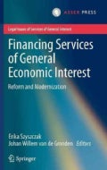 Financing Services of General Economic Interest: Reform and Modernization (Hardcover)