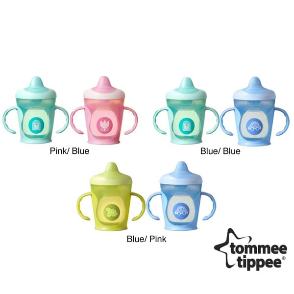 Tommee Tippee Explora Truly Spill Proof 8-10-ounce Trainer Cup (Pack of 2)