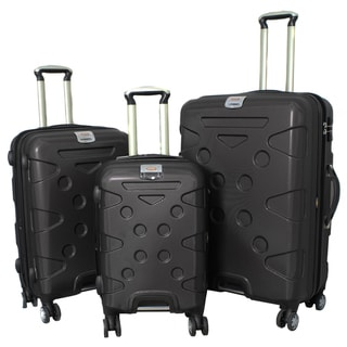Peninsula 3-piece Lightweight Expandable Hardside Spinner Luggage Set