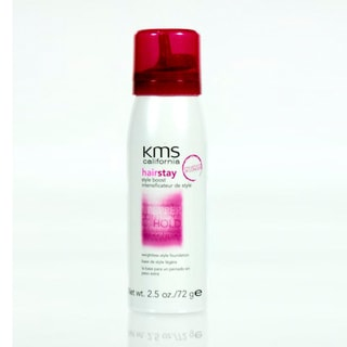 KMS Hair Stay Style Boost 2.5-ounce Mousse