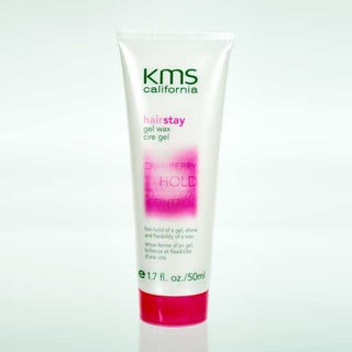 KMS Travel Size 1.7-ounce Hair Stay Gel Wax (Pack of 2)