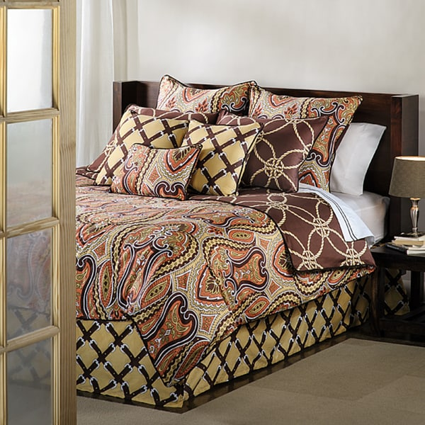 Spencer Queen-size 9-piece Duvet Cover Set