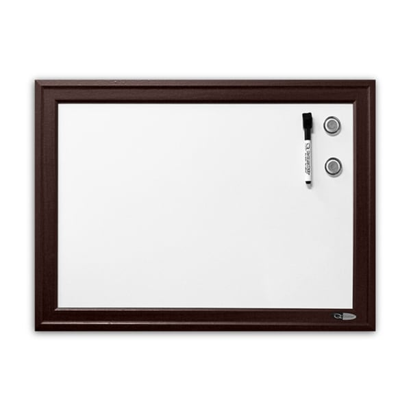 Quartet 17x23 Two-tone Home Decor Magnetic Dry-Erase Board
