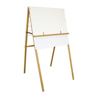 Quartet Big Book Easel with Whiteboard Panel