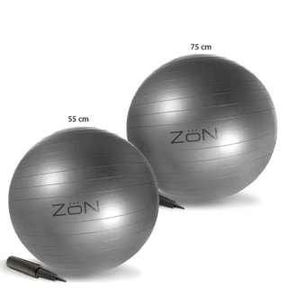 ZoN Exercise Balance Ball Large and Small