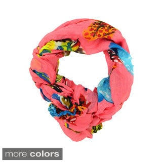 LA 77 Women's Bird Storyteller Scarf