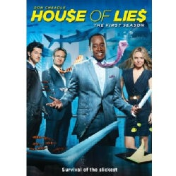 House Of Lies: Season One (DVD)