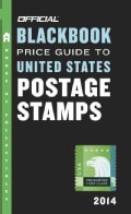 Official 2014 Blackbook Price Guide to United States Postage Stamps (Paperback)