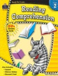 Reading Comprehension, Grade 2 (Paperback)