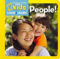 People! (Board book)