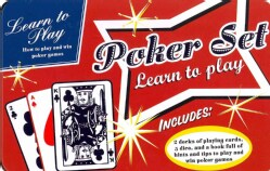 Poker Set: Learn to Play (Cards)