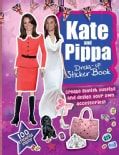 Kate and Pippa Dress-Up Sticker Book (Paperback)