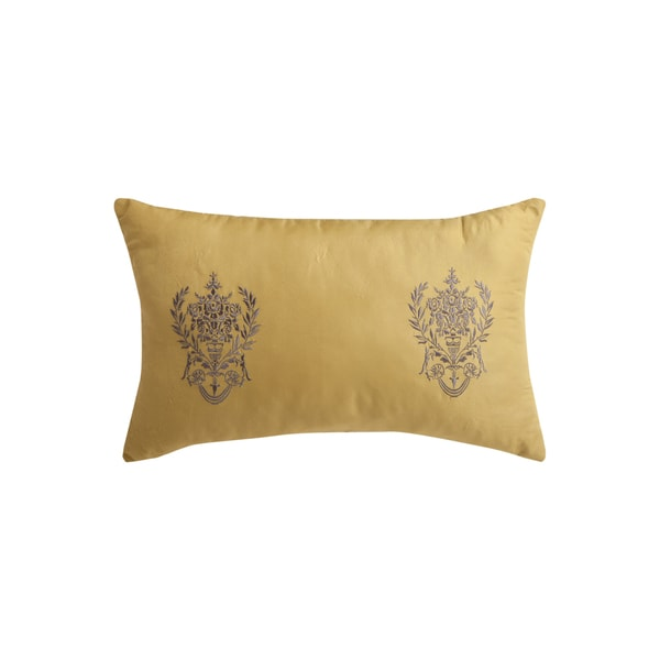 Jasper Medallion Decorative Throw Pillow