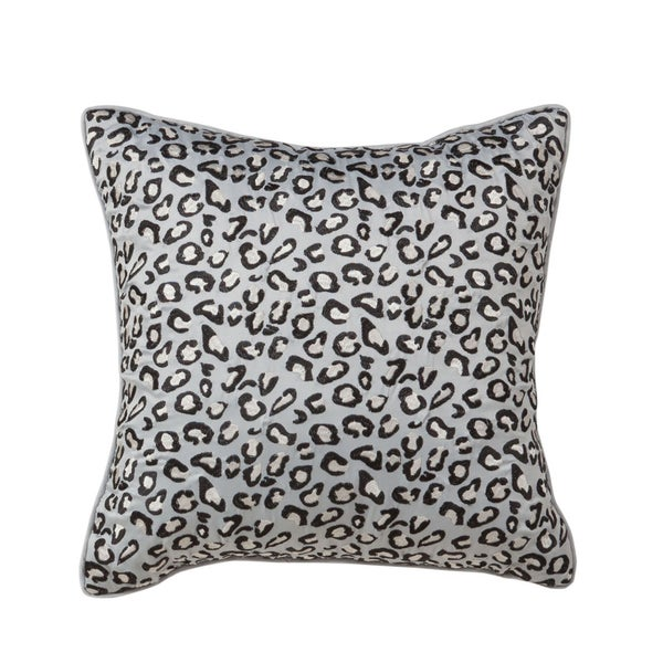 Dalya Leopard Decorative Throw Pillow