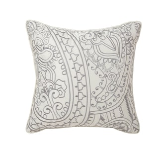 Dalya Paisley Decorative Pillow