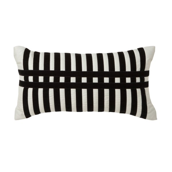 Dalya Ribbon Banded Breakfast Decorative Pillow