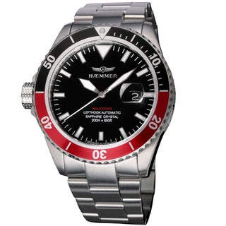Haemmer Men's Automatic Date Watch
