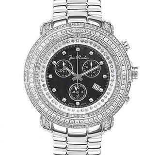 Joe Rodeo Men's 'Junior' Diamond Luminous Watch