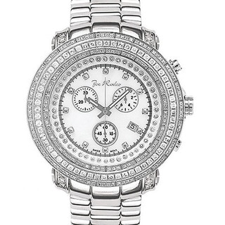 Joe Rodeo Men's Mother-Of-Pearl 'Junior' Diamond Watch