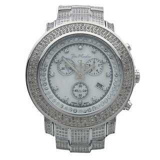 Joe Rodeo Men's 'Junior' Diamond Watch