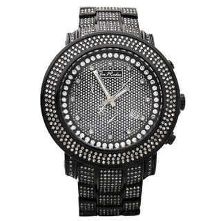 Joe Rodeo Men's 'Junior' Pave Diamond Watch