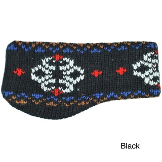 Winter Snow Wonder Headband (Nepal)