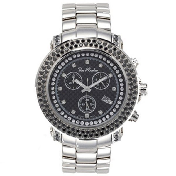 Joe Rodeo Men's 'Junior' Diamond Watch in Branded Box