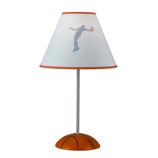 Cal Lighting Basketball Theme Youth Table Lamp