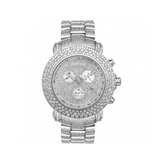 Joe Rodeo Diamond Encrusted Men's 'Junior' Diamond Watch