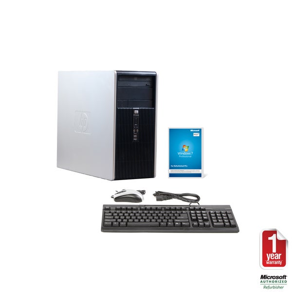 HP DC5750 A64X2 2.0GHz 500GB MT Computer (Refurbished)