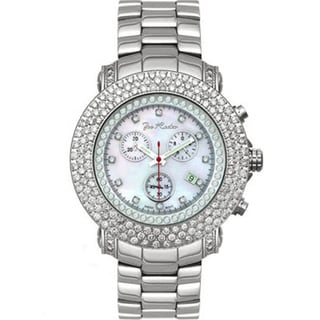 White Joe Rodeo Men's 'Junior' Diamond Watch