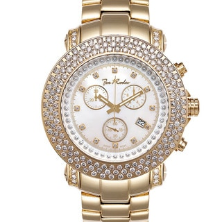 Joe Rodeo Junior 6ct TDW Diamond Watch