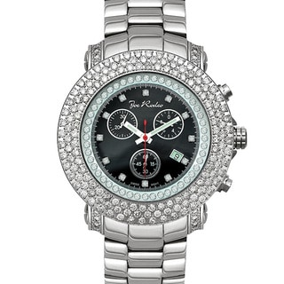 Joe Rodeo Men's 'Junior' 8ct Diamond Watch