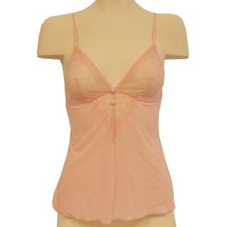 Affinitas Women's Bubblegum Pink Melody Camisole