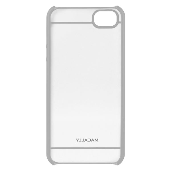 Macally Hardshell Clear Case with Soft Edges