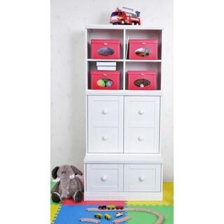 Makena Modular Storage 3-piece Drawer Base Storage