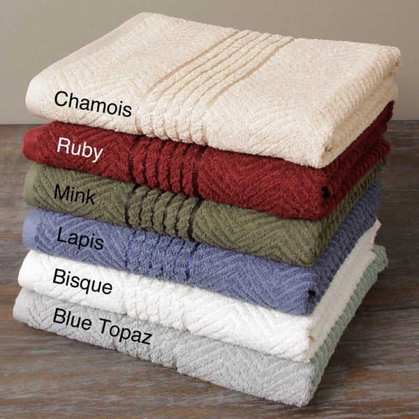 Janet Cotton 10-piece Towel Set
