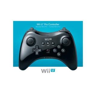 WiI U - Pro Controller Black