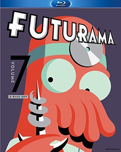 Futurama: Vol. 7 (Blu-ray Disc)